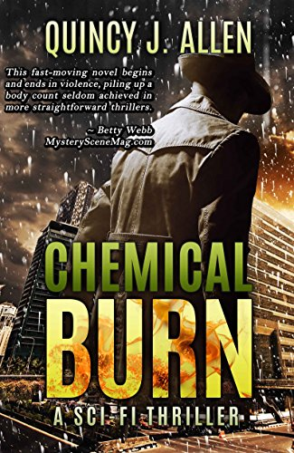 Chemical Burn (The Endgame Trilogy Book 1)