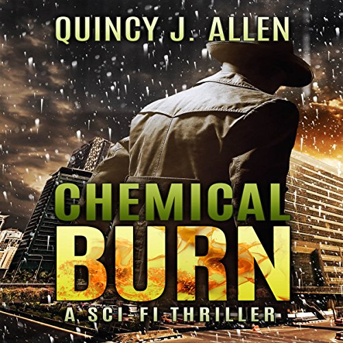 Chemical Burn: The Endgame Trilogy, Volume 1 (Audio)